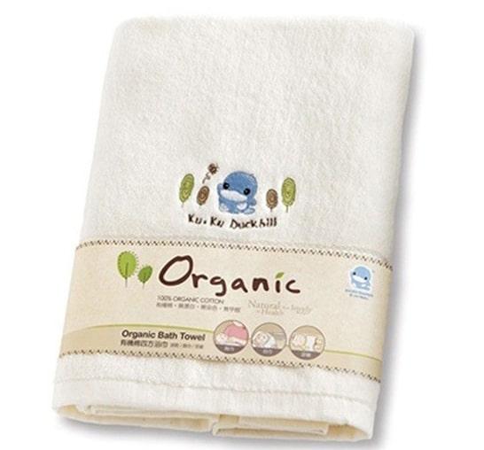 Khăn tắm Organic