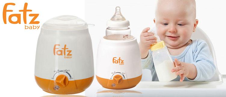 Hướng dẫn chọn máy hâm sữa Fatz loại nào tốt?