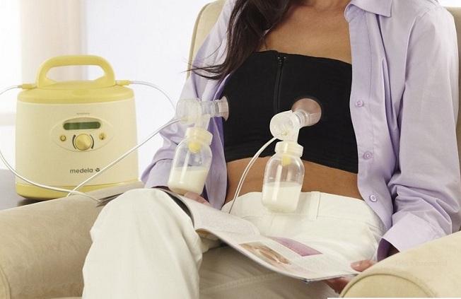 TOP 3 loại máy hút sữa đôi tốt mẹ nên mua
