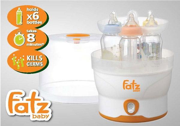 Hướng dẫn cách sử dụng máy tiệt trùng bình sữa đúng cách
