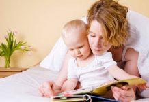 Nên đọc sách gì cho trẻ sơ sinh