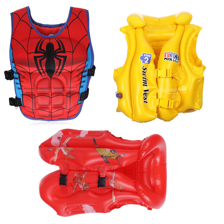 Hướng dẫn lựa chọn và bảo quản áo phao bơi trẻ em đúng cách