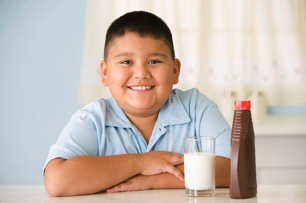 Chọn sữa bột cho trẻ béo phì cần lưu ý những gì? [ Quan trọng! ]