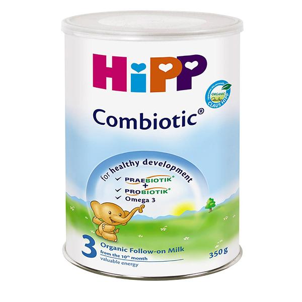 sữa bột hipp combitic organic 3