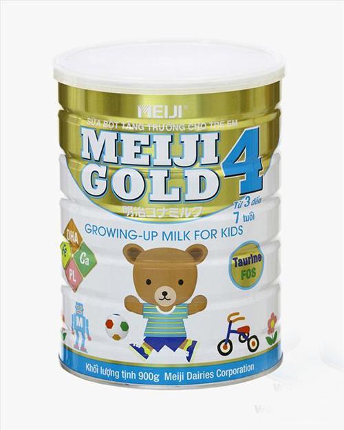 sữa meiji gold 4