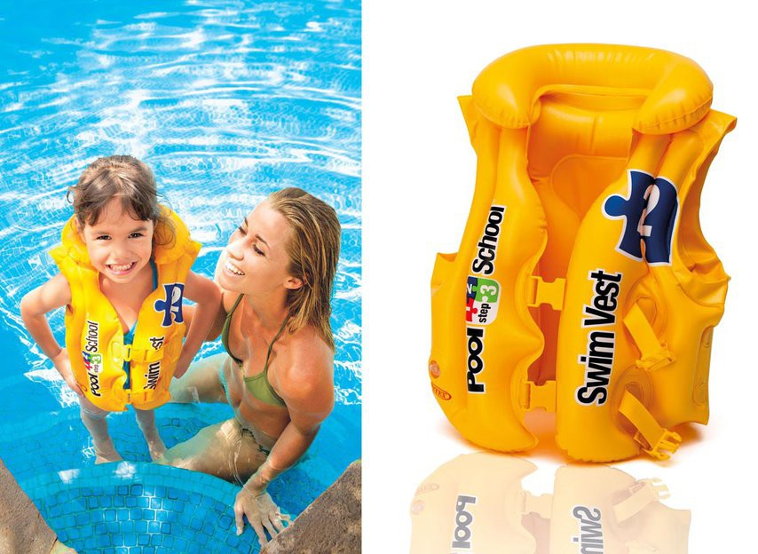 Áo phao bơi INTEX-NK 58660