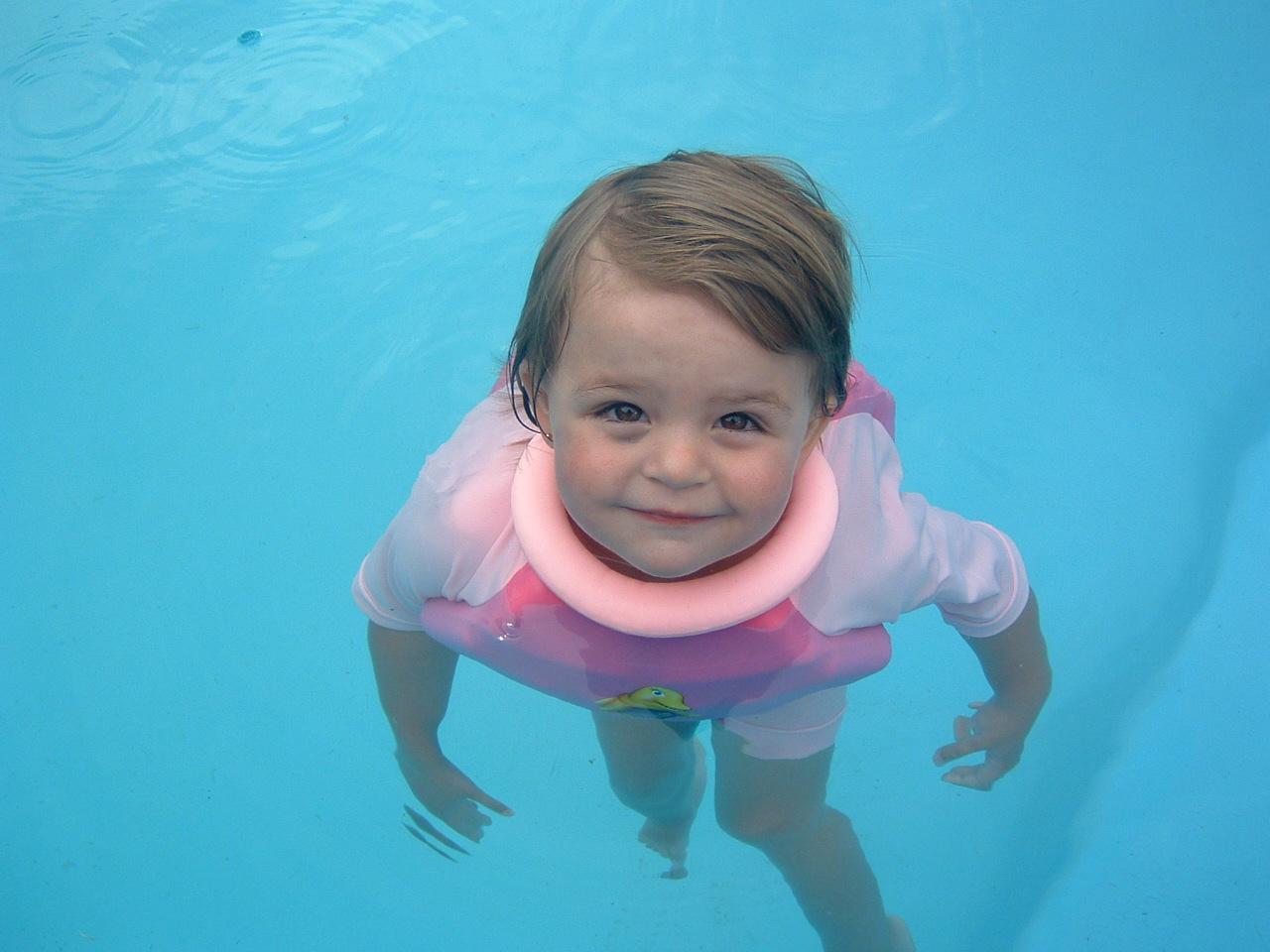 Bộ quần áo tập bơi Swimsafe cho bé