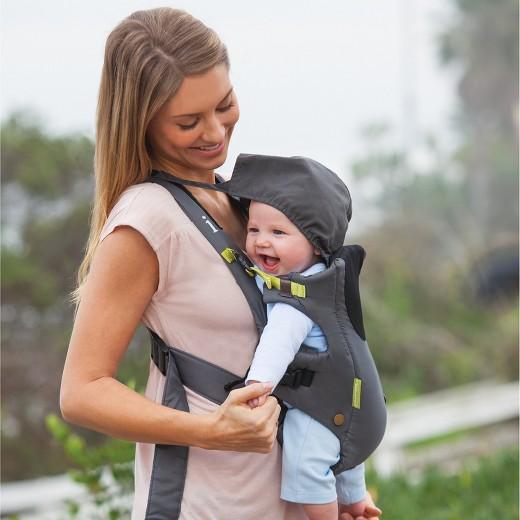 Địu cho bé sơ sinh cần đảm bảo sự an toàn