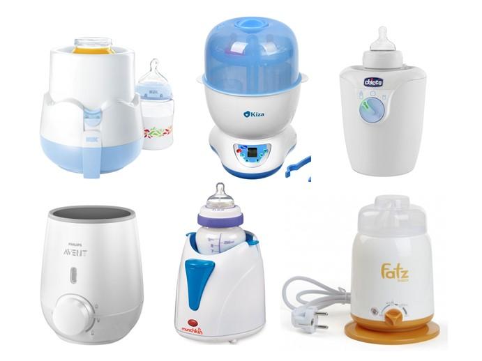 Tác dụng của máy hâm sữa
