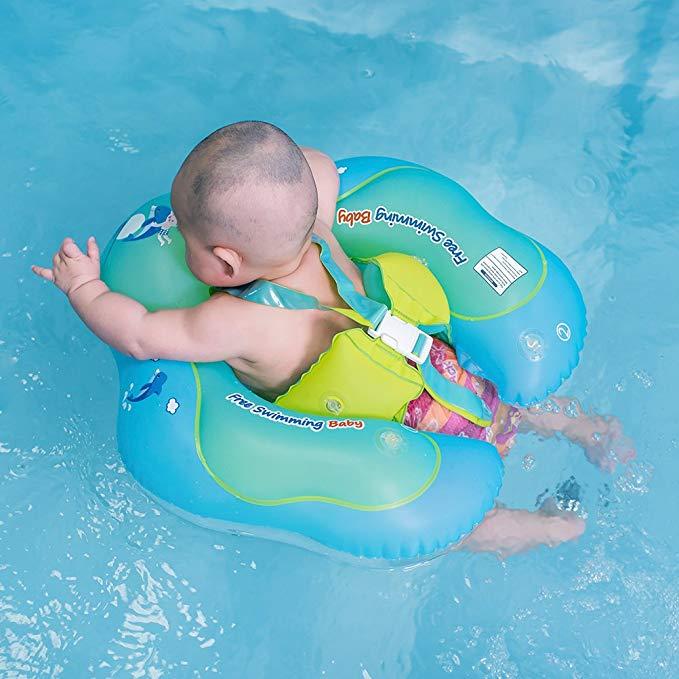 Phao bơi cho bé có ý nghĩa gì?