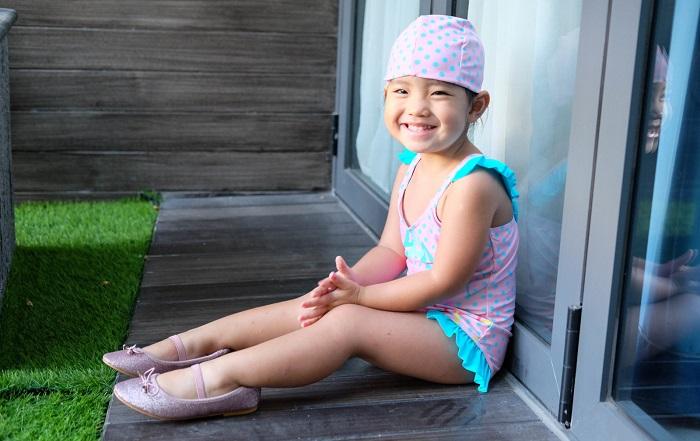 5 Kinh nghiệm chọn đồ bơi cho bé AN TOÀN nhất