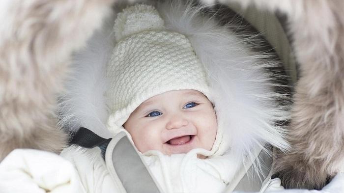 Quần áo trẻ sơ sinh mùa đông