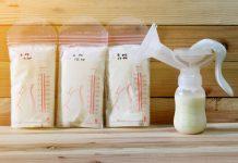 Túi trữ sữa dùng được mấy lần