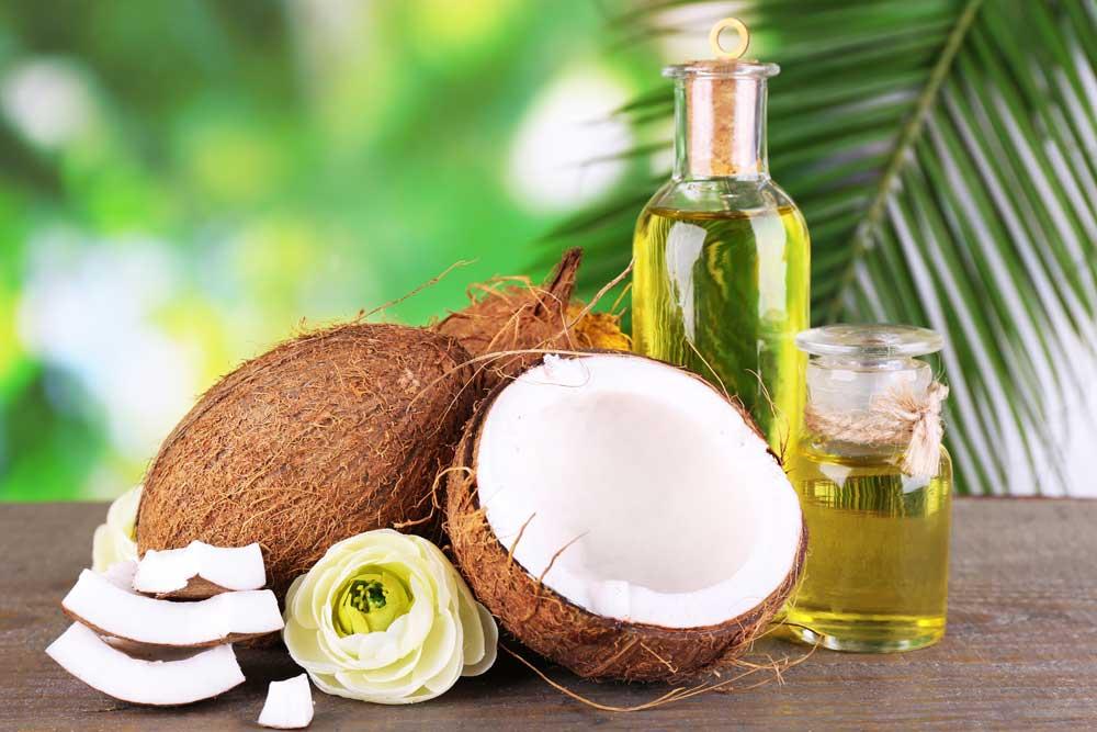Cách dùng dầu dừa massage cho trẻ sơ sinh giúp bé khỏe mạnh