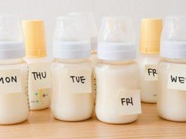 Bình trữ sữa loại nào tốt