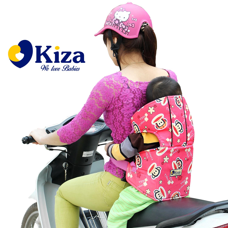 Top 4 thương hiệu đai xe máy an toàn cho bé, mẹ yên tâm!