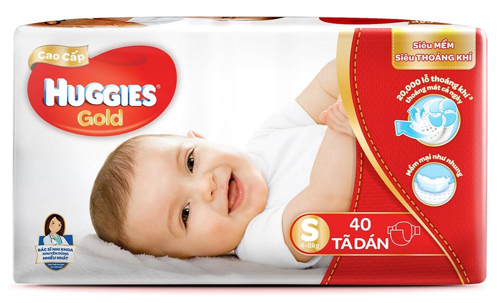 Đánh giá bỉm Huggies và Pamper. Nên dùng bỉm huggies hay pamper?