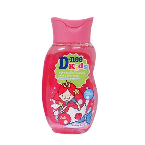 Bộ tắm gội toàn thân trẻ em Kids Dnee