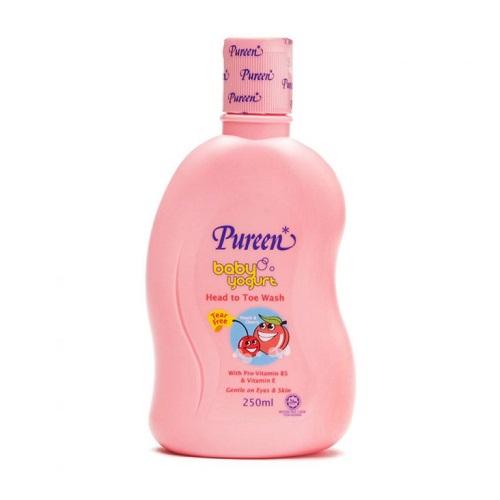 Sữa tắm gội Pureen