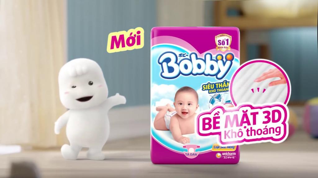 Bỉm Bobby của nước nào sản xuất? Có nên dùng bỉm Bobby cho bé?