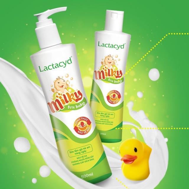 sữa tắm lactacyd có tốt không? hướng dẫn sử dụng sữa tắm cho bé