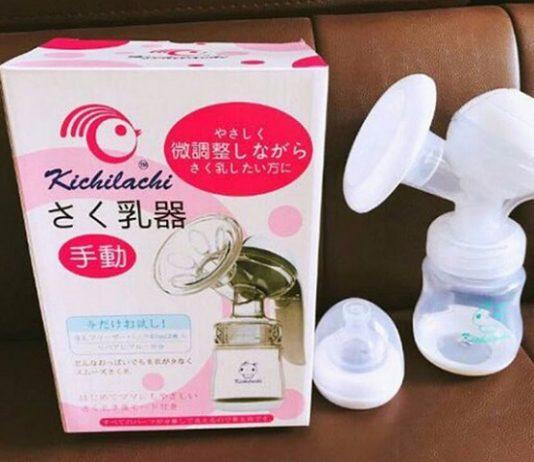 máy hút sữa kichilachi dùng tốt không