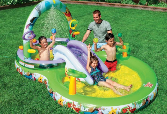 Từ A - Z kinh nghiệm mua bể bơi phao cho bé