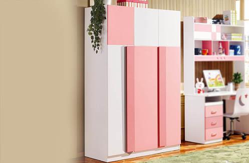 Mách mẹ cách chọn mẫu tủ nhựa dành cho bé gái