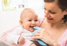 cách vệ sinh tai mũi họng cho trẻ sơ sinh