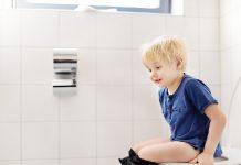 Bệ ngồi toilet cho trẻ