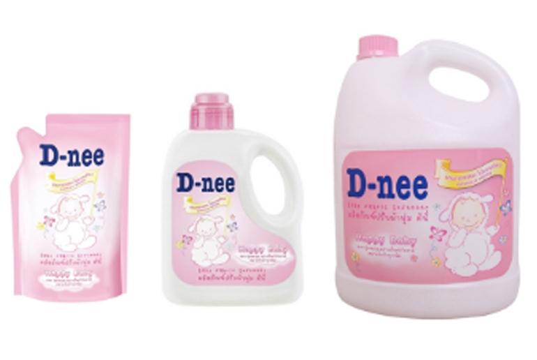 Nước giặt Dnee có mấy loại? Cách phân biệt nước giặt Dnee thật và giả.