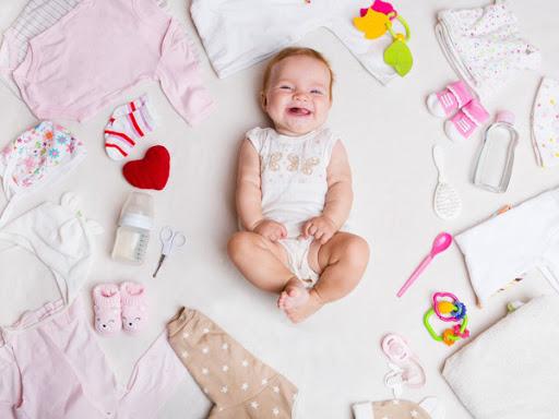 Mẹ nên mua nước giặt nào sử dụng cho bé sơ sinh tốt nhất ?