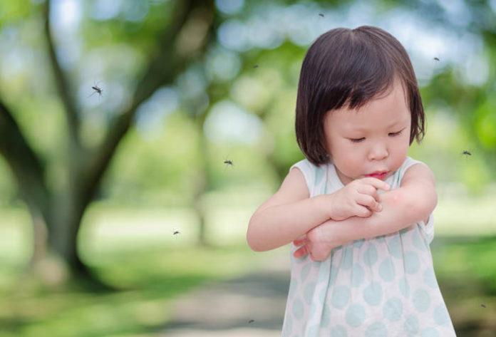 Các loại kem chống muỗi cho trẻ sơ sinh