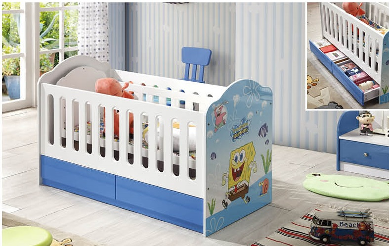 Địa chỉ mua giường cũi uy tín giá rẻ cho bé tại TPHCM