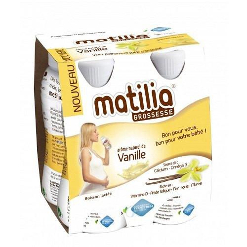 Sữa bầu pha sẵn Matilia rất tốt cho bà bầu