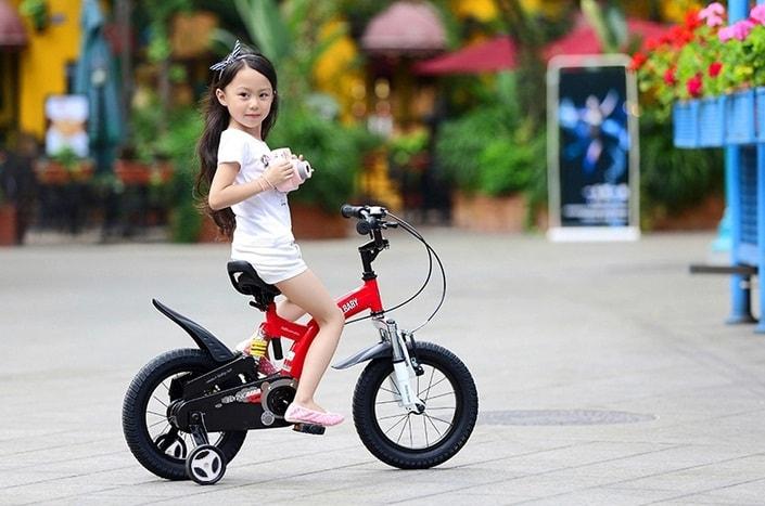 Hướng dẫn mẹ cách lựa chọn xe đạp trẻ em Hà Nội an toàn