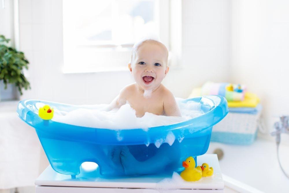 Địa chỉ uy tín, giá rẻ mua chậu tắm cho bé ở Hải Phòng