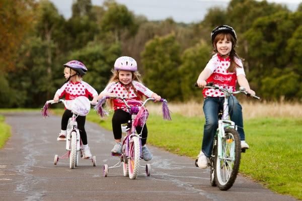 Địa chỉ bán xe đạp trẻ em tại Hải Phòng chất lượng, giá rẻ