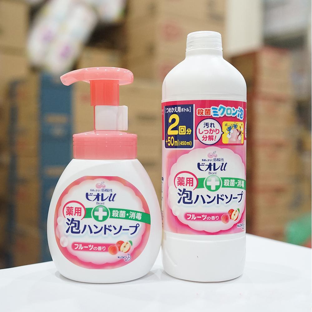 nước rửa tay diệt khuẩn