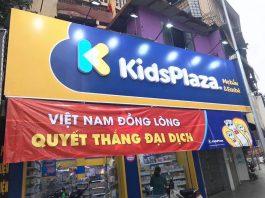 Thông báo thời gian mở cửa của Kids Plaza trước tình hình dịch Covid-19