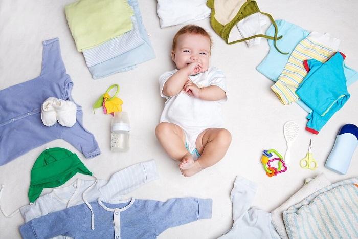 Kinh nghiệm mua đồ sơ sinh mùa hè cho bé mẹ nên biết