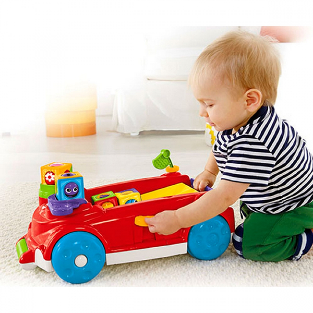 10+ đồ chơi dành cho bé 2 tuổi phát triển trí não tốt nhất