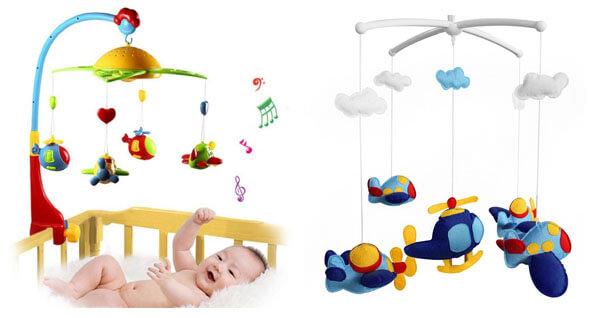 Tự làm đồ chơi cho trẻ sơ sinh thông minh đơn giản tại nhà