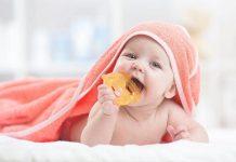 Đồ chơi cho trẻ mọc răng