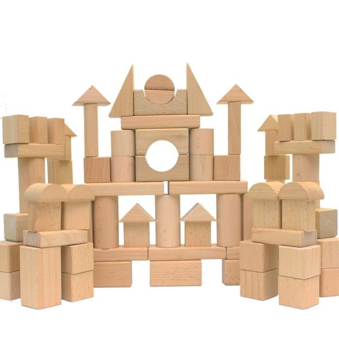đồ chơi gỗ thông minh cho bé 2 tuổi