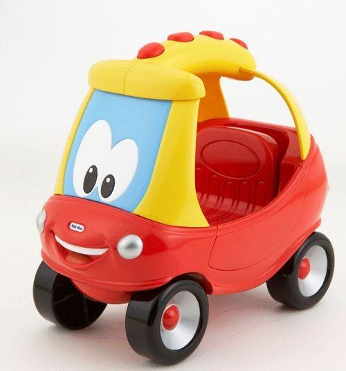 nên mua xe gì cho bé 1 tuổi