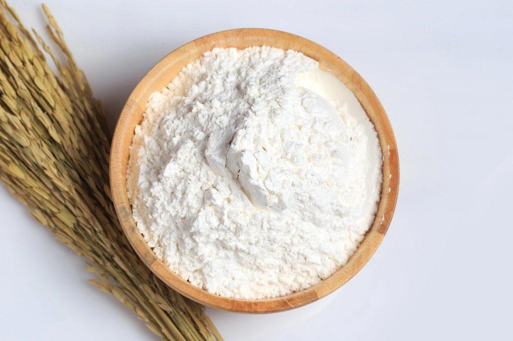 Bột ăn dặm được làm từ gạo