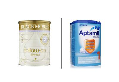 Review sữa Blackmores và Aptamil: sản phẩm nào tốt hơn?