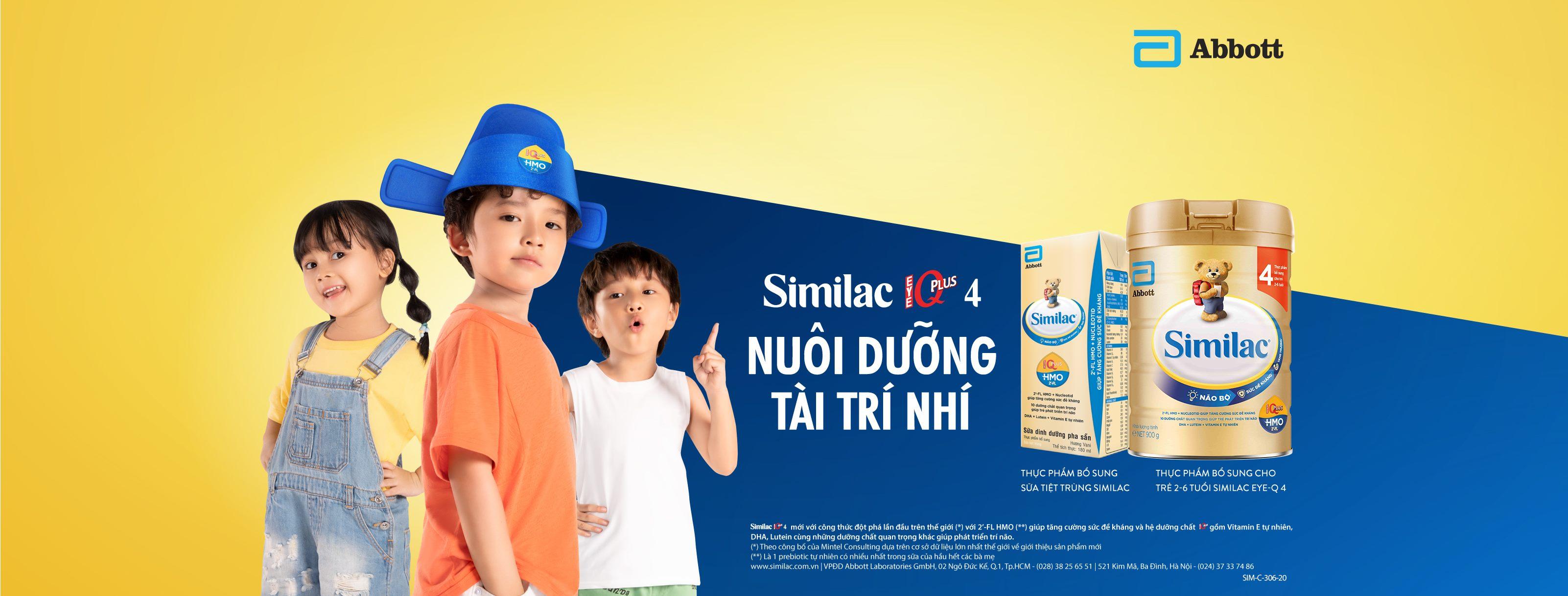 [Review] Đánh giá sữa công thức Similac có tốt cho hệ tiêu hóa trẻ nhỏ không?