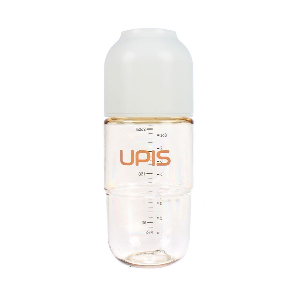 Review bình sữa Upis cho bé